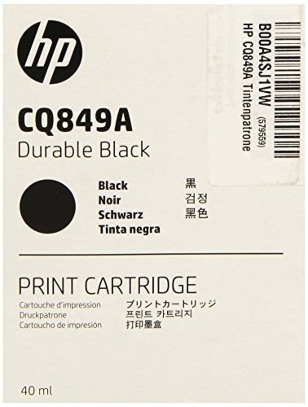INK CARTRIDGE SPS