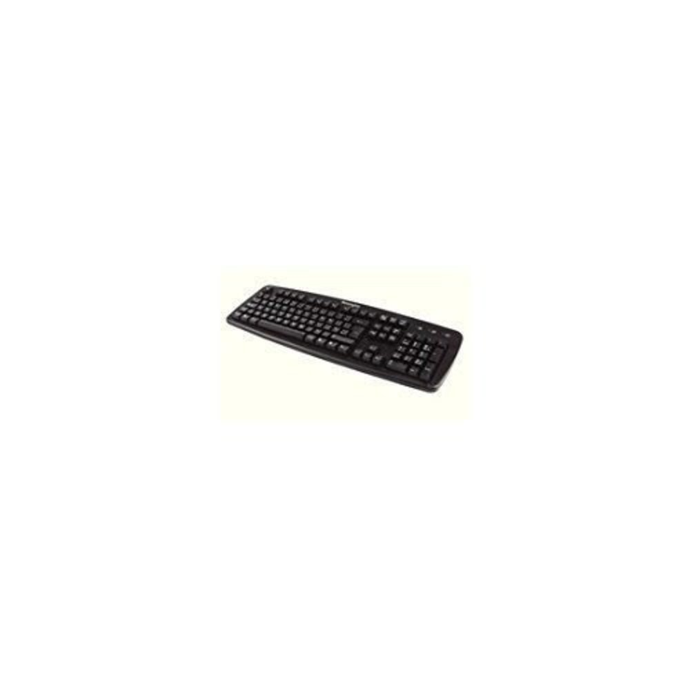 KENSINGTON VALUKEYBOARD BLACK UK USB