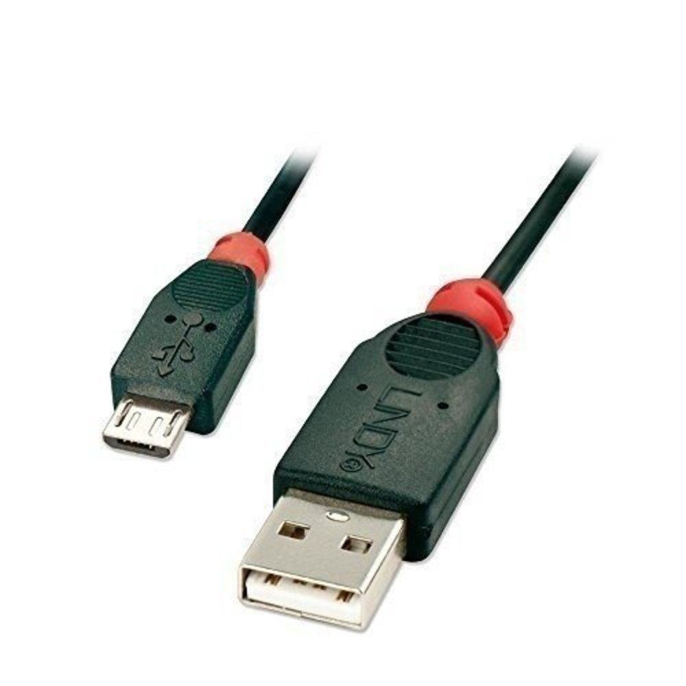 Lindy USB 2.0 Kabel A/Micro-B 1m USB High Speed